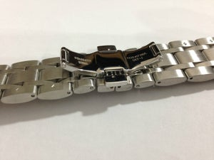 Image of TISSOT SPORTS STAINLESS STEEL GENTS WATCH STRAP,22MM,( REF# TISS-25 ).