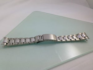 Image of NEW OLD STOCK,ORIENT 20MM S/STEEL GENUINE SPORTS GENTS WATCH STRAP-( RT-3 ).