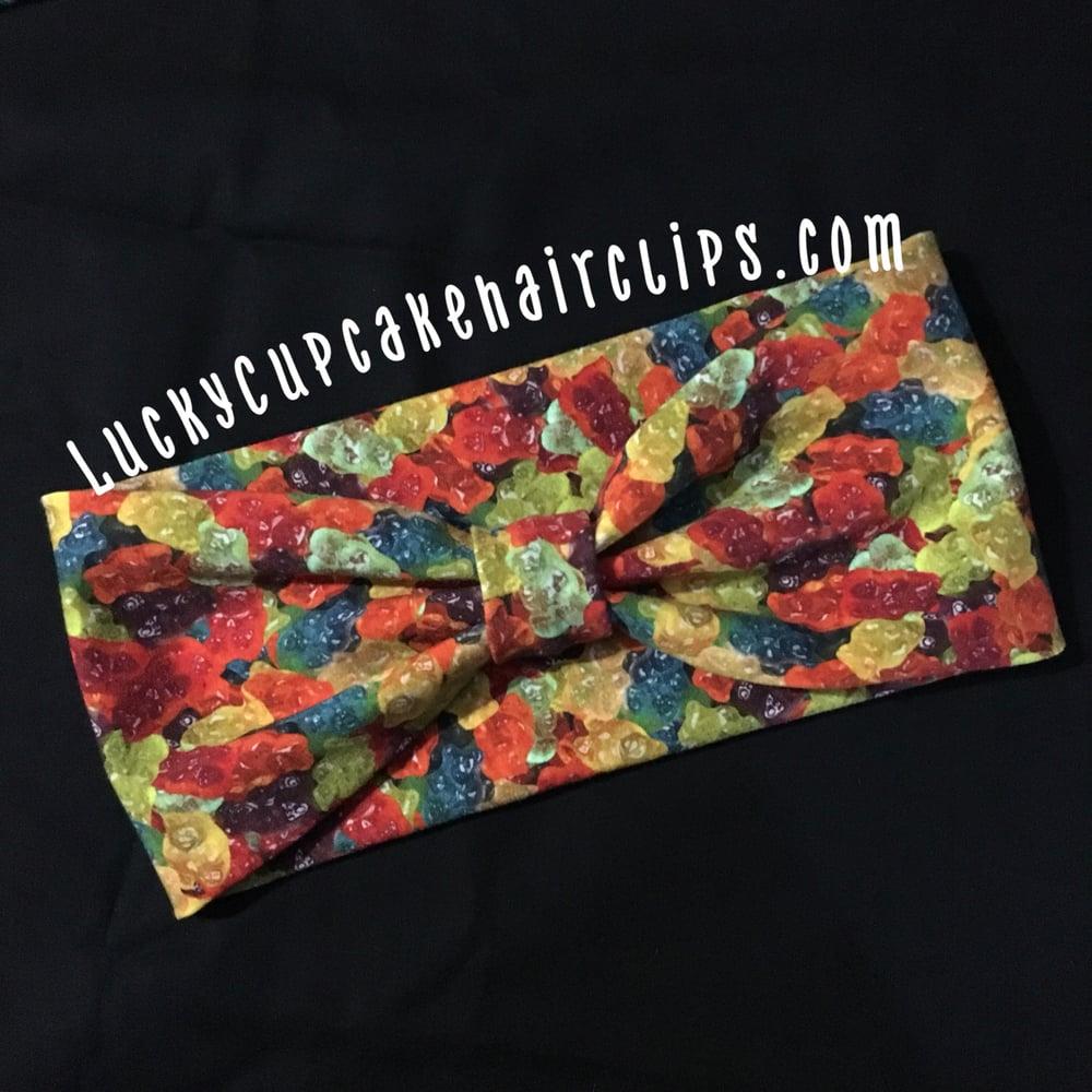 Image of Gummi Bear Turban