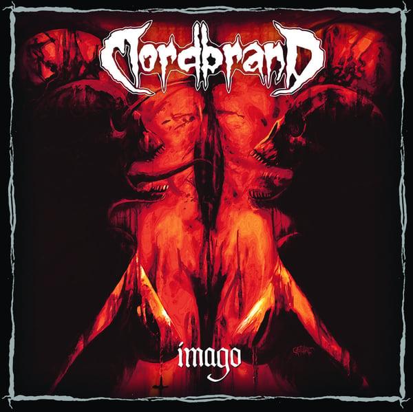 "Image of MORDBRAND ""Imago"" LP"