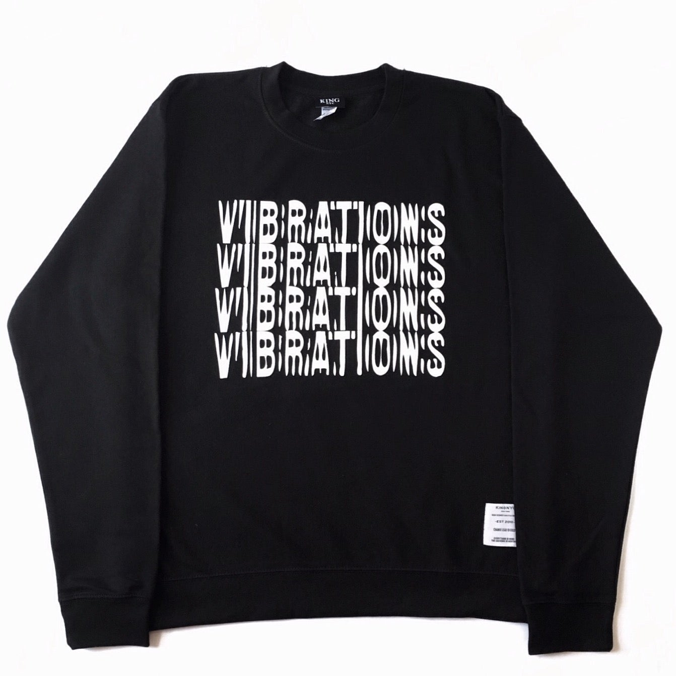 Image of Hi Vibration Crewneck
