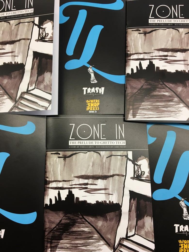 Image of 'Zone In' zine