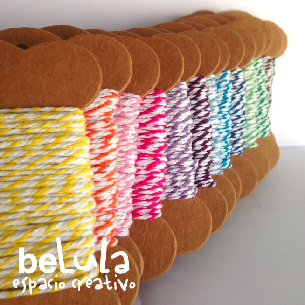 Image of Cordon pastelero de colores