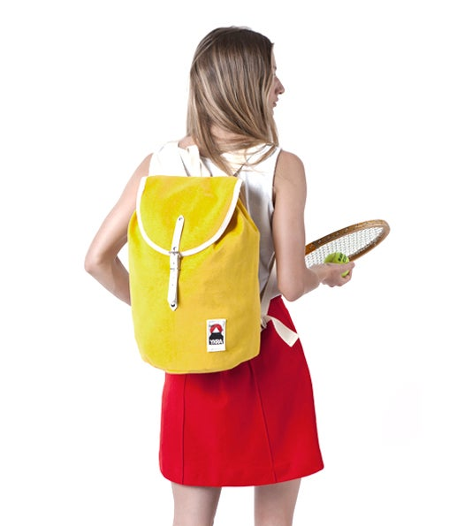 Image of Backpack - Sailor Pack - yellow