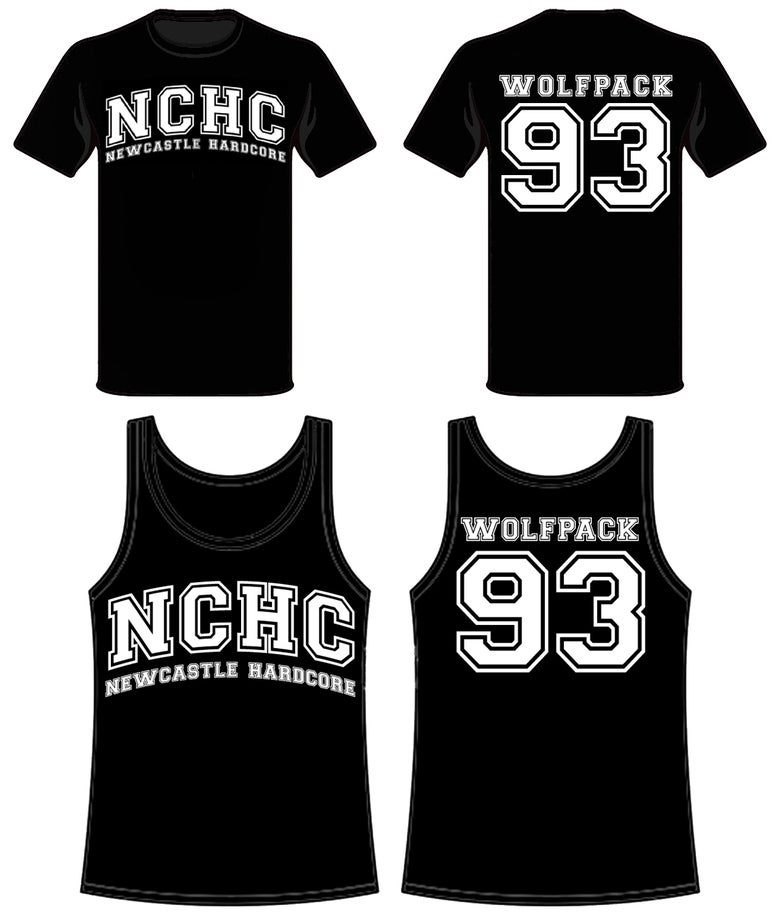 Image of NCHC Shirt/Singlet