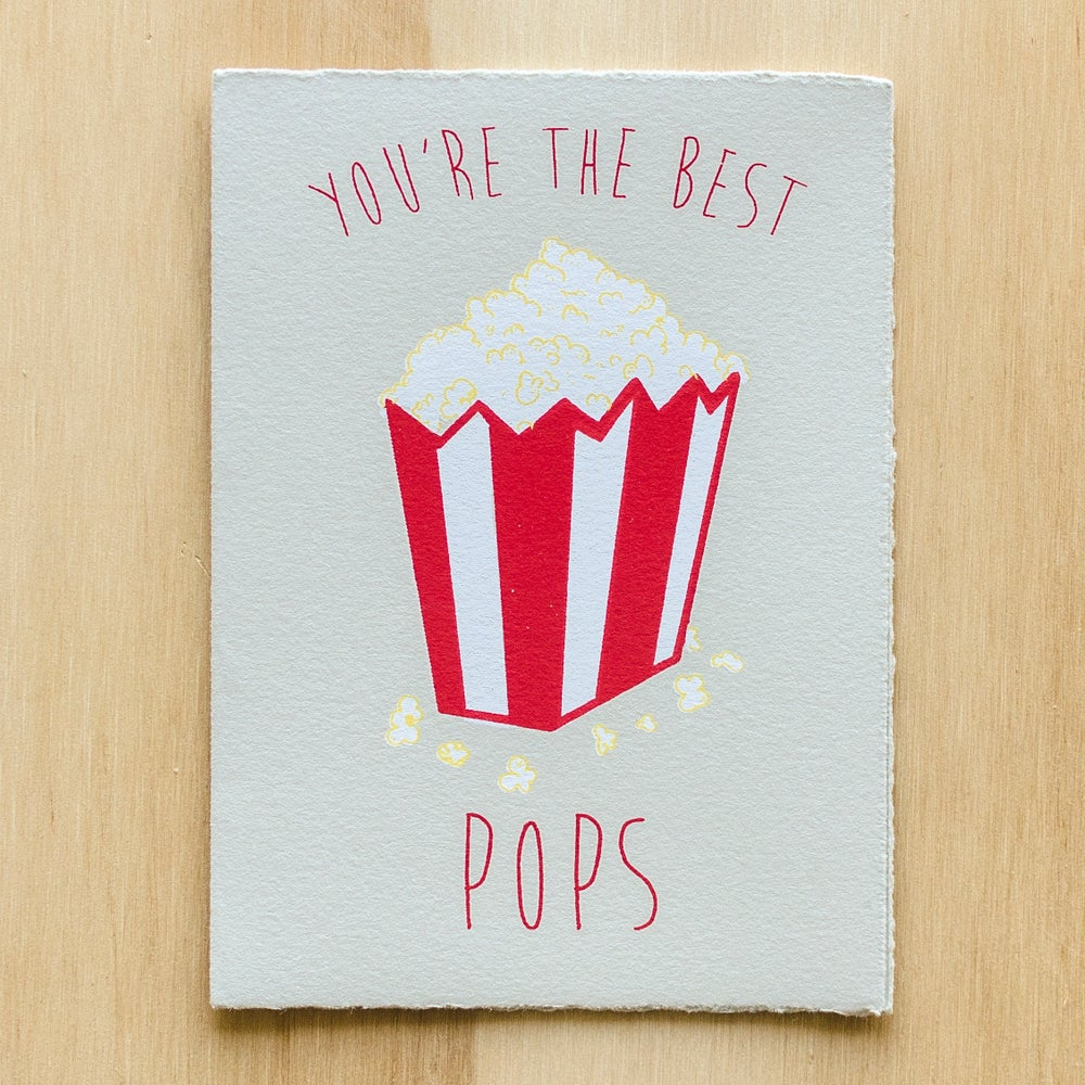 Image of You're the Best Pops
