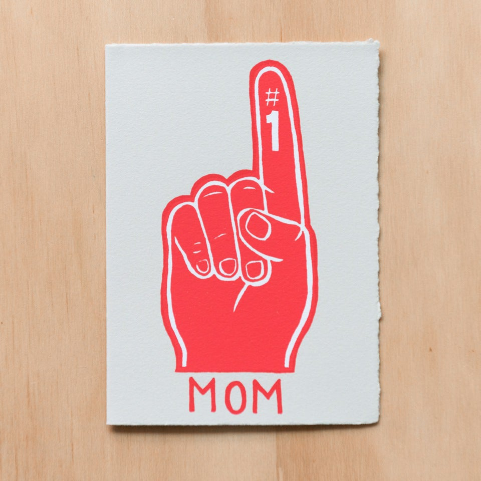 Image of Mom Finger