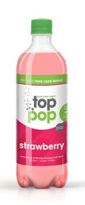 Image of STRAWBERRY - PURE CANE 24 OUNCE