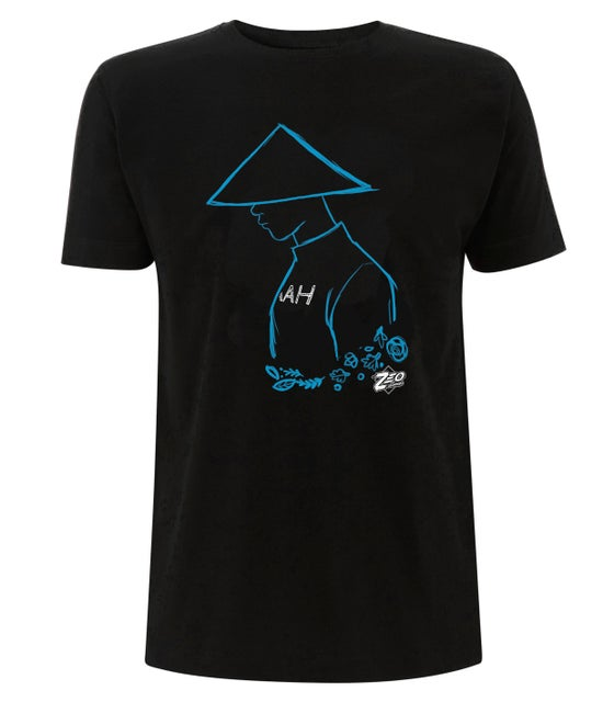Image of Blue Ninja Sketch Tee