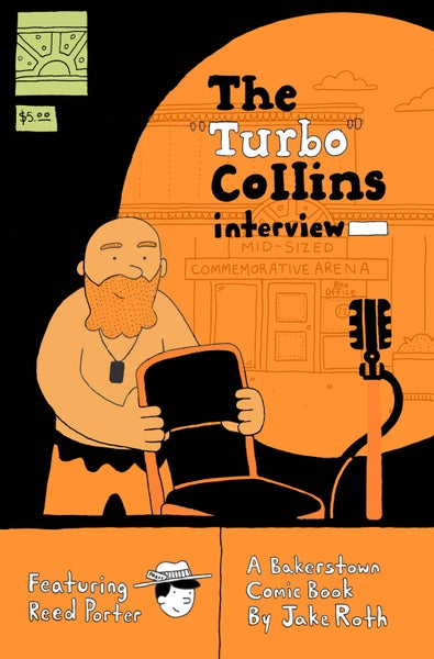 Image of The Turbo Collins Interview