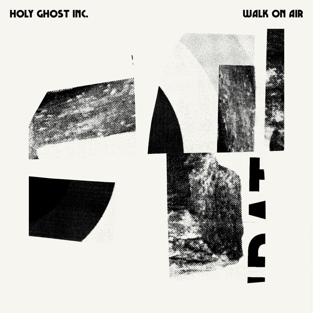 "Image of Holy Ghost Inc 'Walk On Air' 12"" Vinyl"