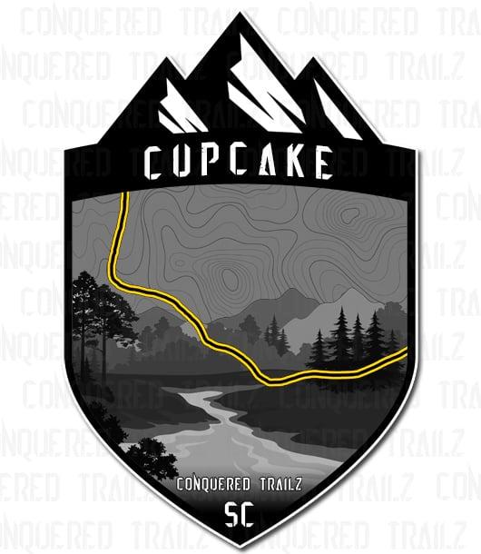 "Image of ""Cupcake"" Trail Badge"