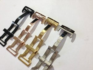 Image of DEPLOYMENT BUCKLES FOR BREITLING,20MM-TOP QUALITY.