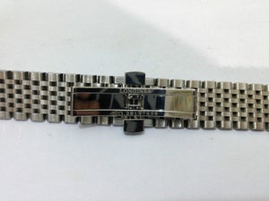 Image of NEW LONGINES GENTS WATCH STRAP, 14MM-20MM, STAINLESS STEEL