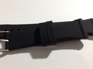 Image of Marathon 20mm Rubber Dive Watch Strap,new,black,GSAR,TSAR,ETC