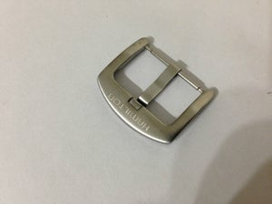 Image of 20MM HAMILTON STAINLESS STEEL GENTS WATCH STRAP BUCKLE,NEW