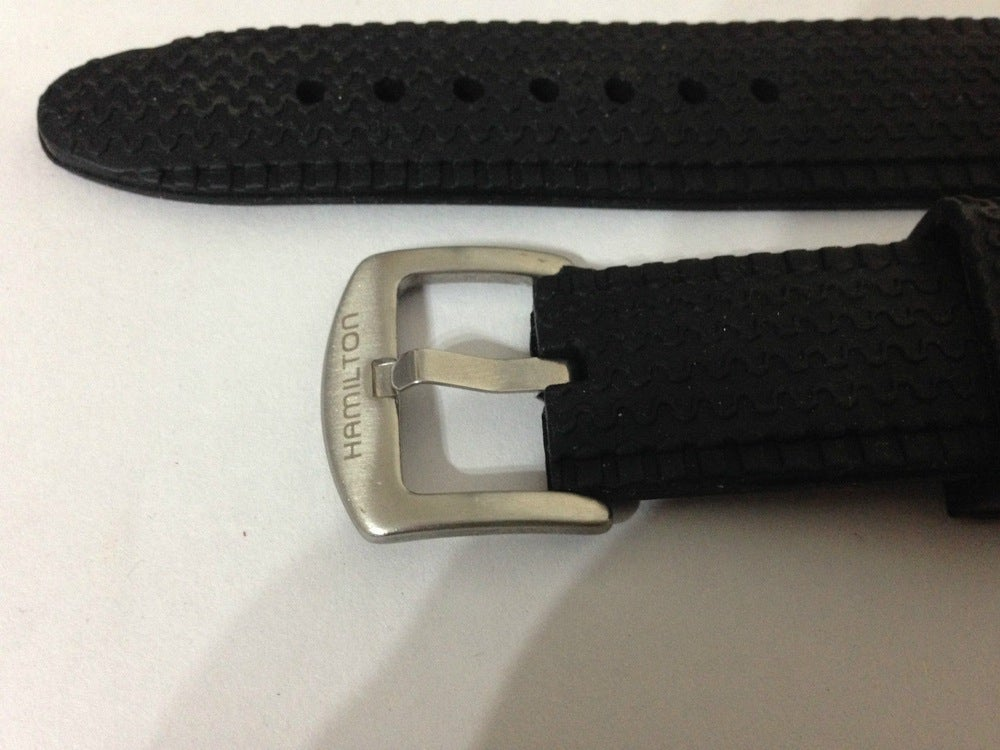 Image of 22MM HAMILTON SPORTS GENTS WATCH STRAP,NEW