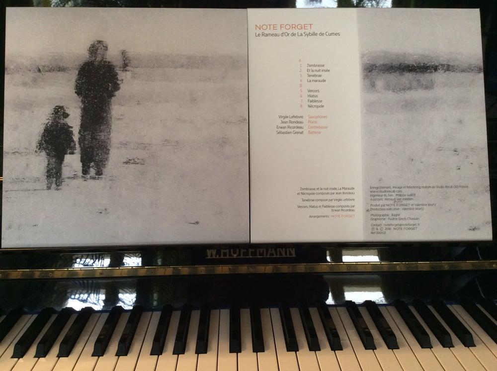 Image of Vinyl - Le Rameau d'Or de la Sybille de Cumes