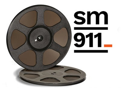 "Image of SM911 1/4"" X2500' 10.5"" Trident Plastic Reel Hinged Box"