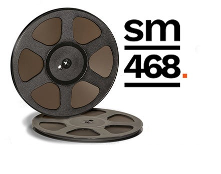 "Image of SM468 1/4"" X2500' 10.5"" Trident Plastic Reel Hinged Box"