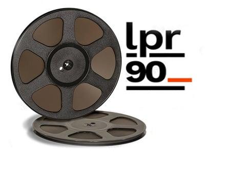"Image of LPR90 1/4"" X3600' 10.5"" Trident Plastic Reel Hinged Box"