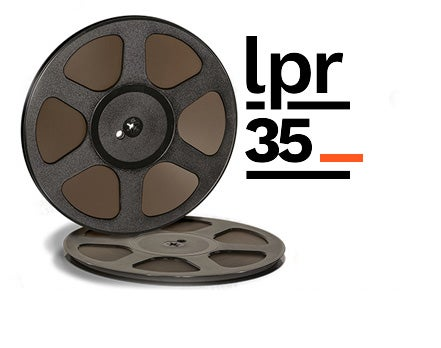 "Image of LPR35 1/4"" X3600' 10.5"" Trident Plastic Reel Hinged Box"