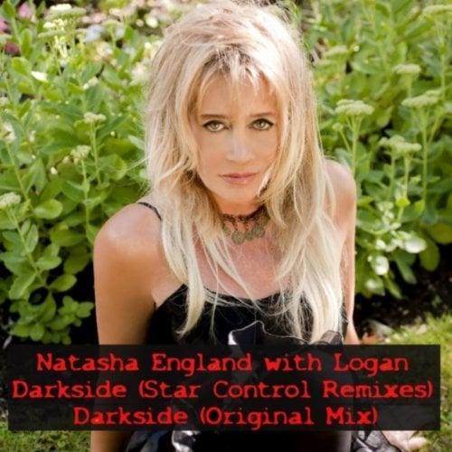 Image of Natasha England with Logan - Darkside (Mixes)