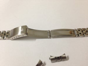 Image of TUDOR STAINLESS STEEL GENTS WATCH STRAP.19MM(NS-20)