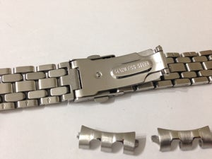 Image of BEAUTIFUL TITONI STAINLESS STEEL GENTS WATCH STRAP.20MM(NS-27)