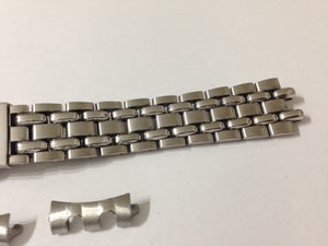Image of BEAUTIFUL TITONI STAINLESS STEEL GENTS WATCH STRAP.19MM(NS-28)