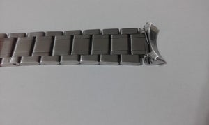 Image of LONGINES STAINLESS STEEL GENTS WATCH STRAP,20MM,(NS-44)
