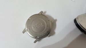 Image of FORTIS FLIEGER GENTS WATCH CASE SET,MILITARY GREEN COCKPIT DIAL,DATE.+AUTO ROTOR