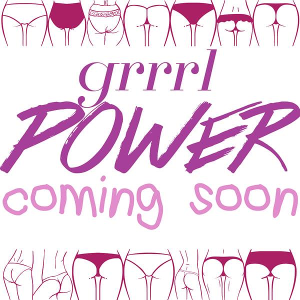 Image of Grrrl Power Magazine ISSUE ONE (Pre-order)