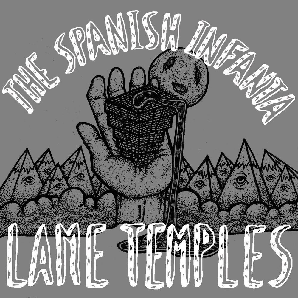 Image of Spanish infanta - Lame Temples 7inch LP (pre-order)