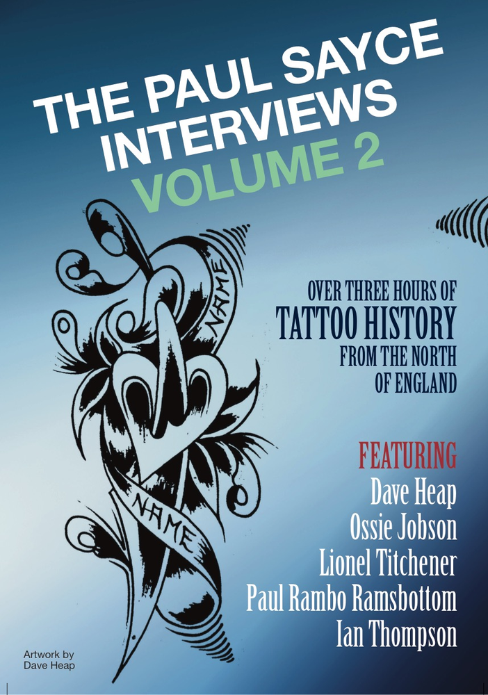 Image of The Paul Sayce Interviews Volume 2