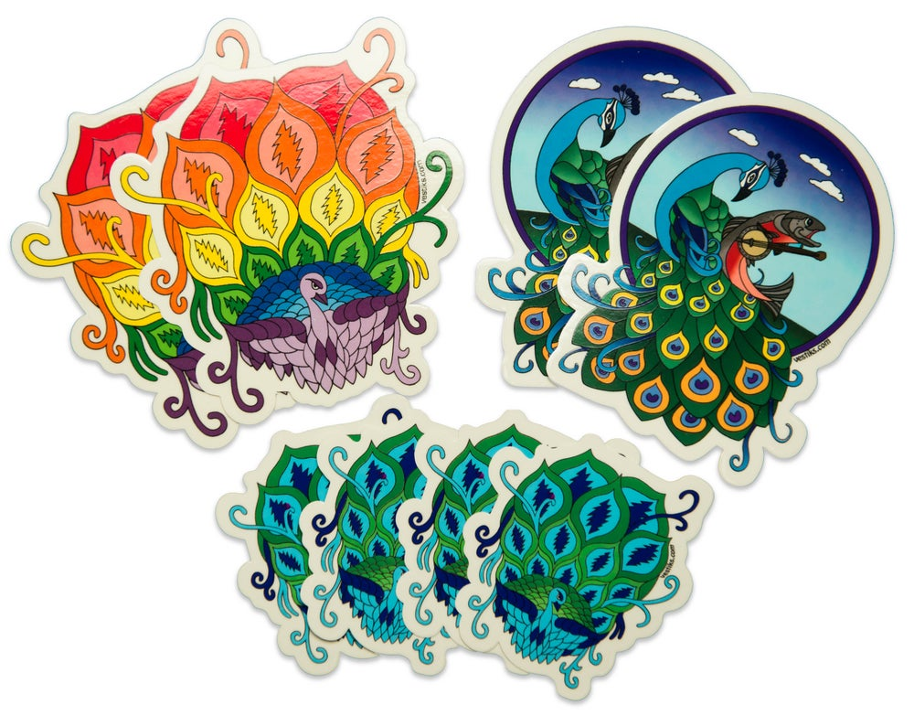 Image of Stickers Packs Click for Options