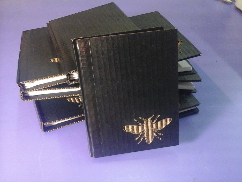 Image of Salvage Notepad Beta Bee