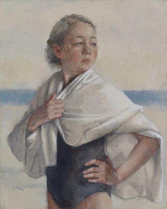 Image of Northern Bather
