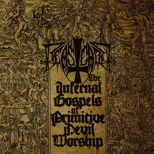 """Image of BEASTCRAFT """"The Infernal Gospels Of Primitive Devil Worship"""" Gatefold LP"""