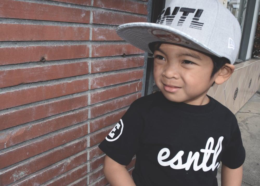 "Image of ESNTL ""Kids"" tee"