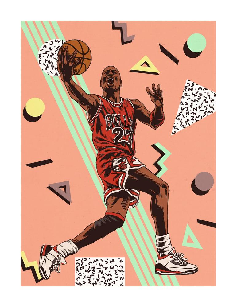 Image of Michael Jordan