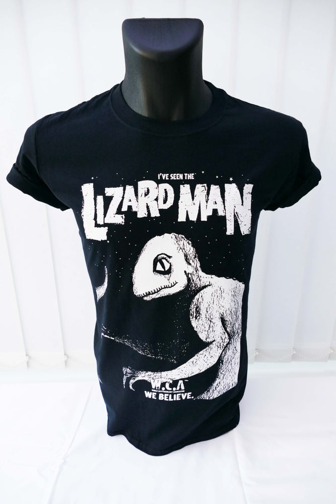 Image of Lizard Man T-Shirt