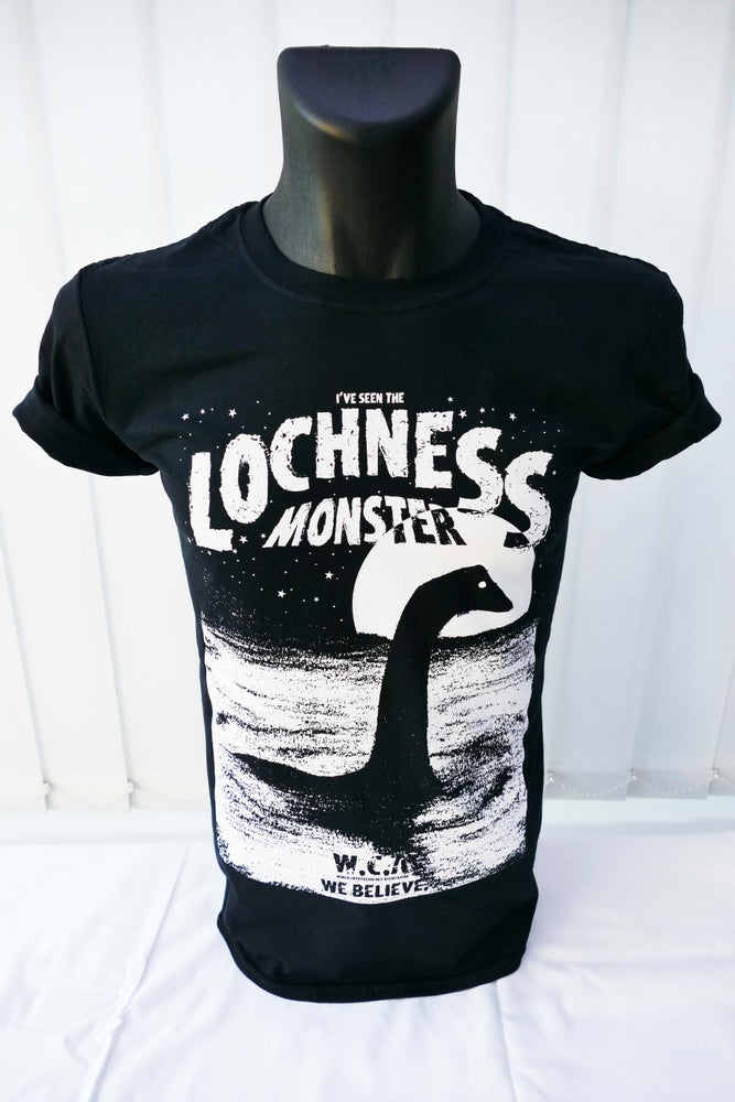Image of Loch Ness Monster T-Shirt