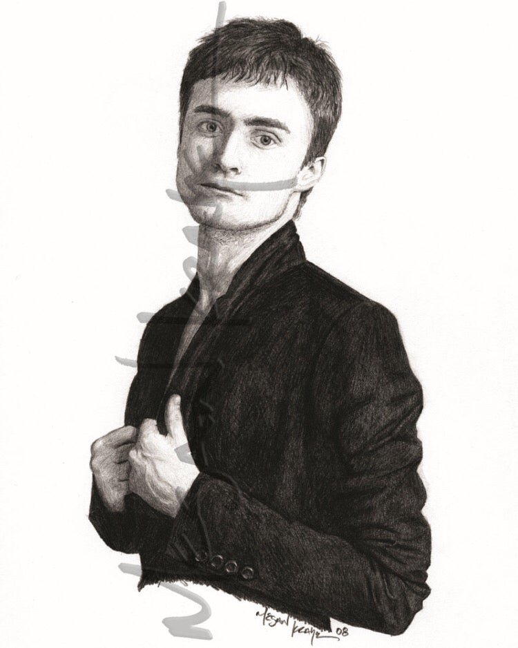 Image of Daniel Radcliffe, reprint