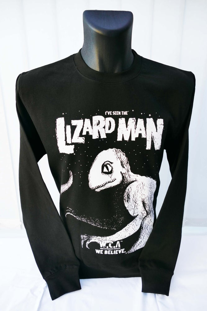 Image of Lizard Man Sweater