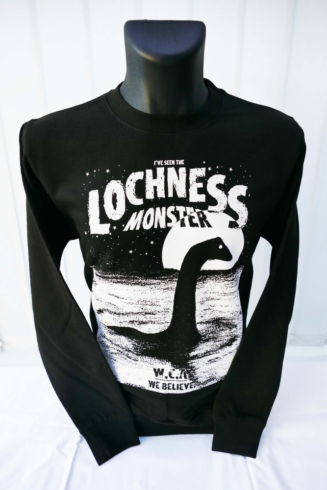 Image of Loch Ness Monster Sweater