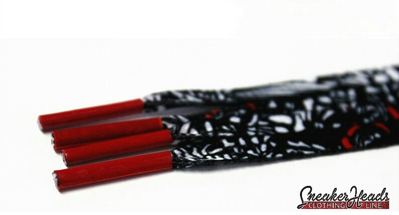 "Image of Exclusive ""Samurai"" LE Custom Laces"