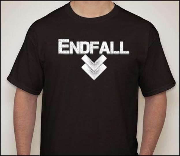 Image of Black/White Logo Unisex Shirt