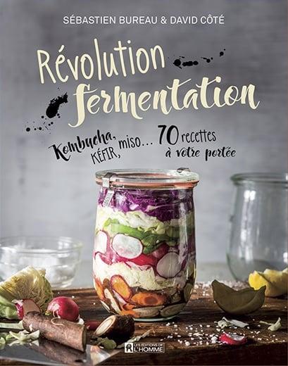 Image of Livre « Révolution Fermentation »
