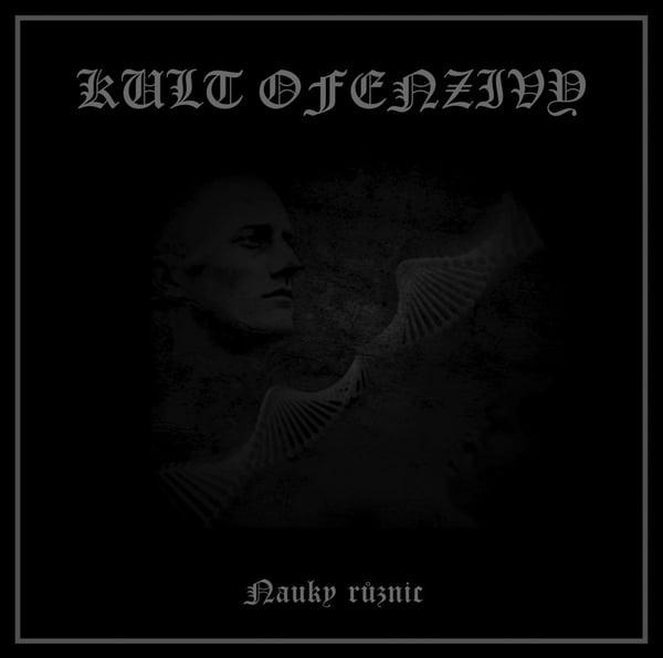 """Image of KULT OFENZIVY """" Nauky Ruznic """" CD"""